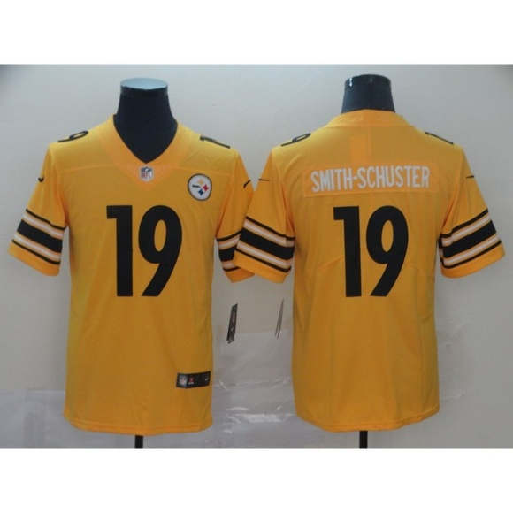 timeless design a522e 46bfa Pittsburgh Steelers JuJu Smith-Schuster Jersey